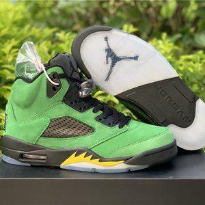 Air Jordan 5 Retro Oregon Ducks